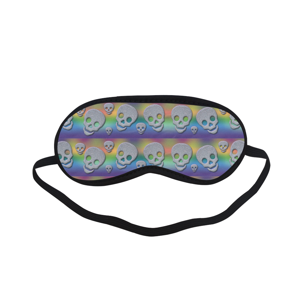 SKULLS MULTICOLOR Sleeping Mask