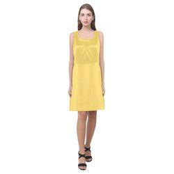 Primrose Yellow Hebe Casual Sundress (Model D11)