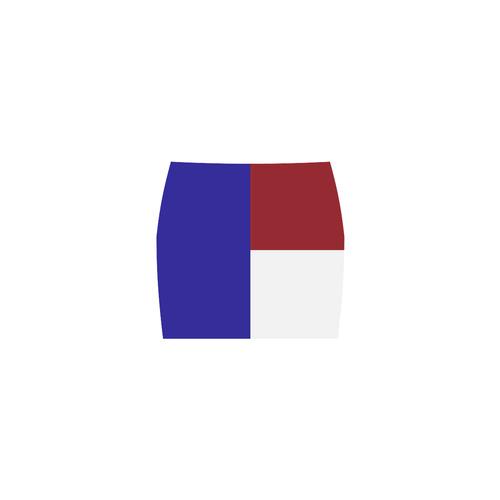 French Flag Nemesis Skirt (Model D02)