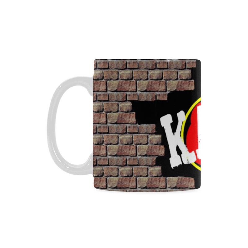 KA-POW! White Mug(11OZ)