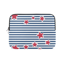 Blue, Red and White Stars and Stripes Microsoft Surface Pro 3/4(Slim)