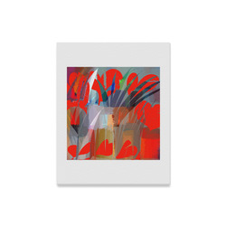 """allone Canvas Print 16""""x20"""""""