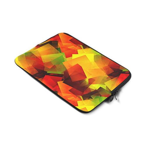 """Indian Summer Cubes Macbook Air 13"""""""