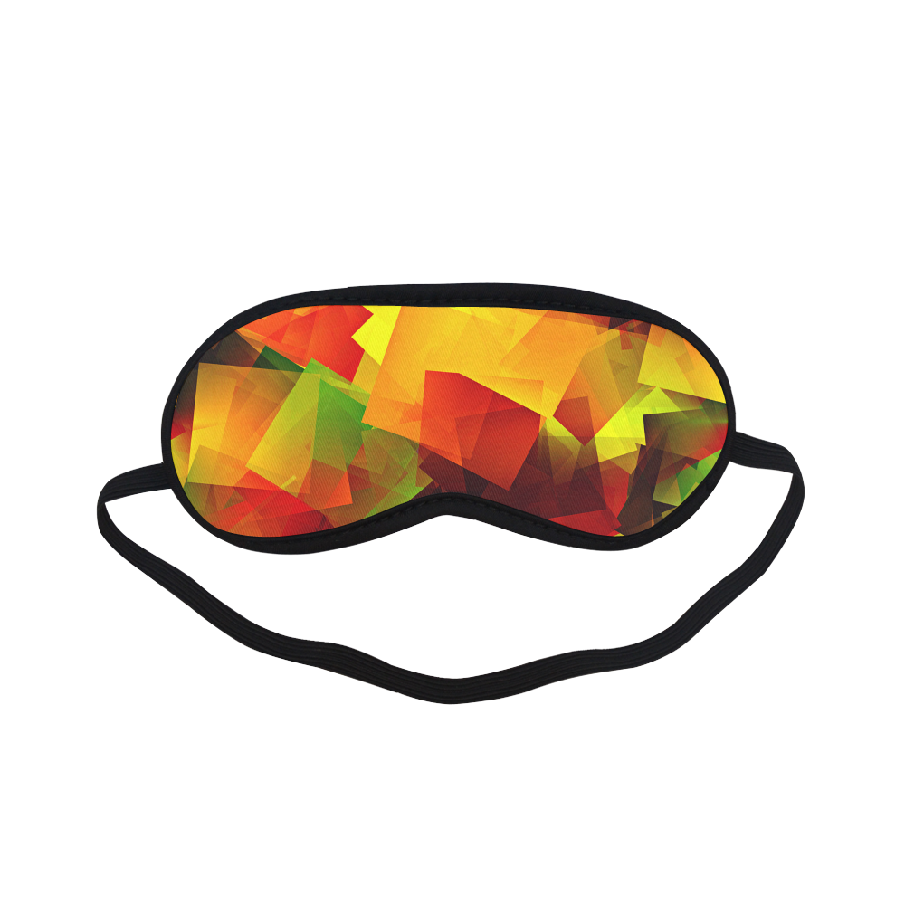 Indian Summer Cubes Sleeping Mask