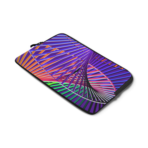 Colorful Rainbow Helix Macbook Air 11''