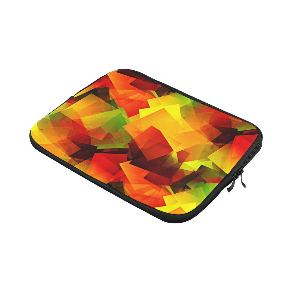 Indian Summer Cubes Laptop Sleeve 11''