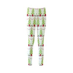 Christmas Cassandra Women's Leggings (Model L01)