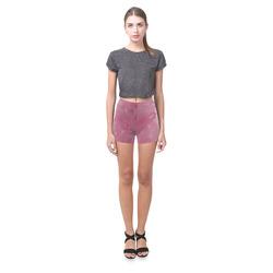 LILAC SURPISE Briseis Skinny Shorts (Model L04)