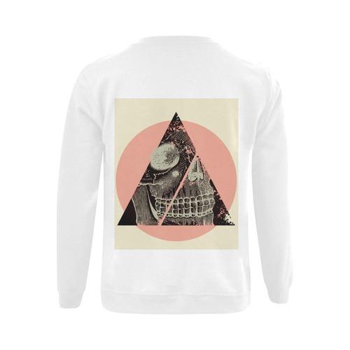 skullex Gildan Crewneck Sweatshirt(NEW) (Model H01)