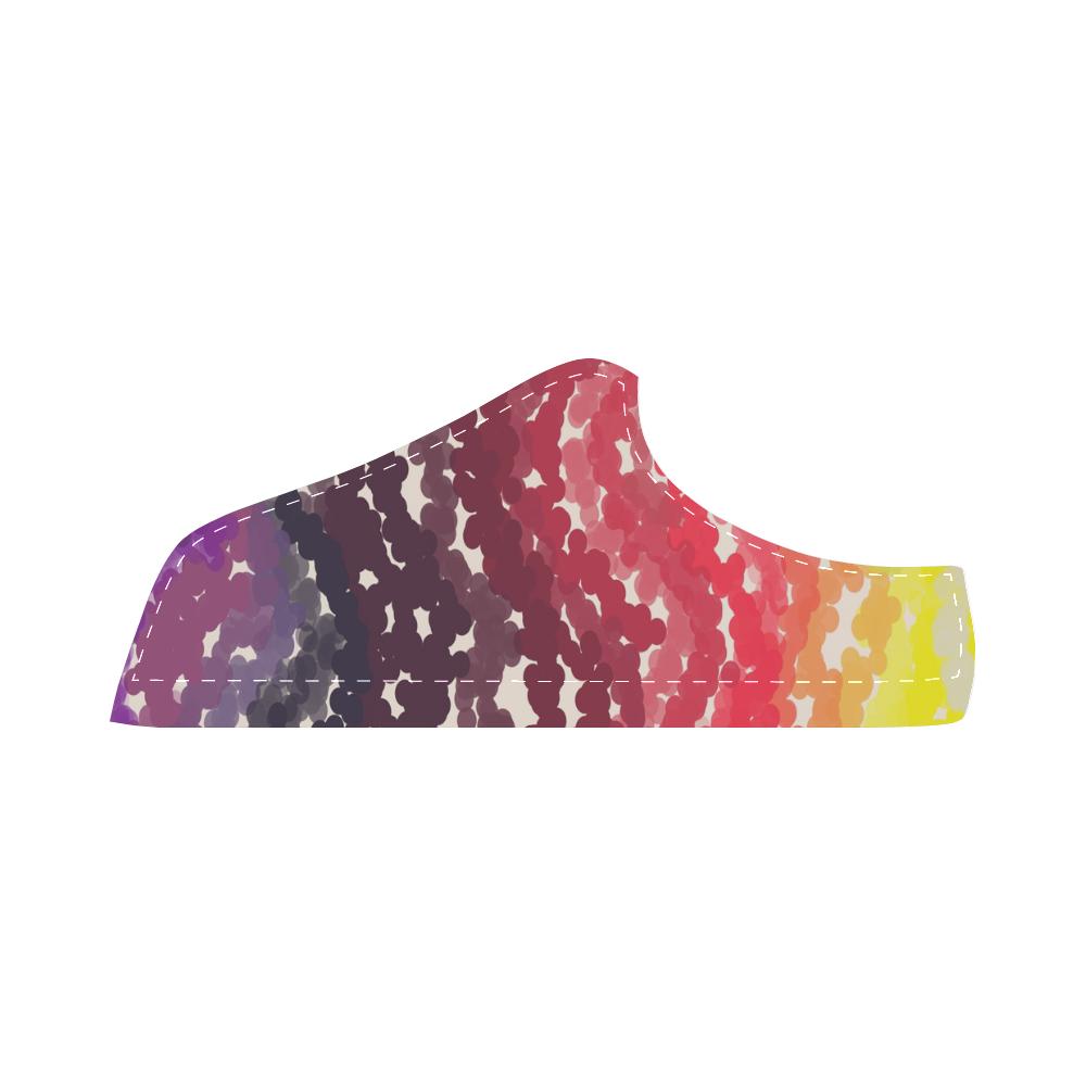 Palettes Women's Chukka Canvas Shoes (Model 003)