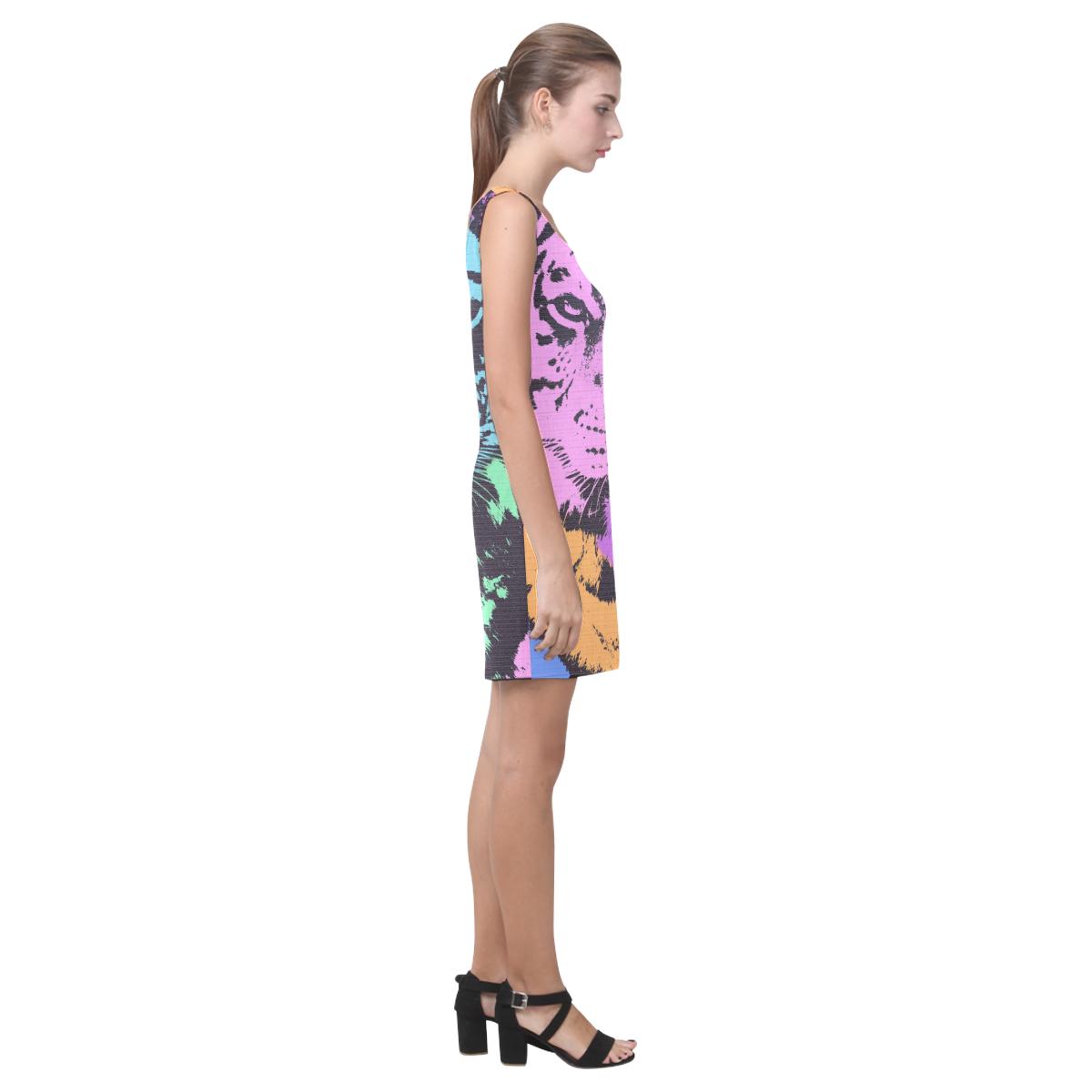 TIGER LOVE Medea Vest Dress (Model D06)