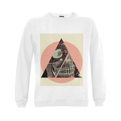 skullex Gildan Crewneck Sweatshirt(NEW) (Model H01)