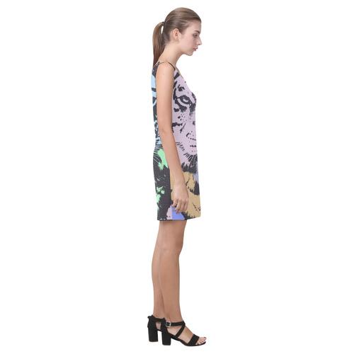 TIGER DREAM Medea Vest Dress (Model D06)