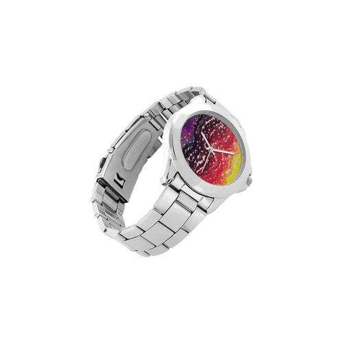 Palettes Unisex Stainless Steel Watch(Model 103)