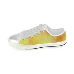 Summer 02 Canvas Women's Shoes/Large Size (Model 018)