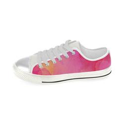 Summer 01 Canvas Women's Shoes/Large Size (Model 018)