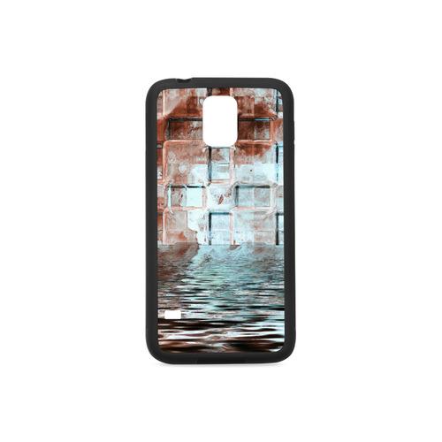 Bronze SeaGate - Jera Nour Rubber Case for Samsung Galaxy S5
