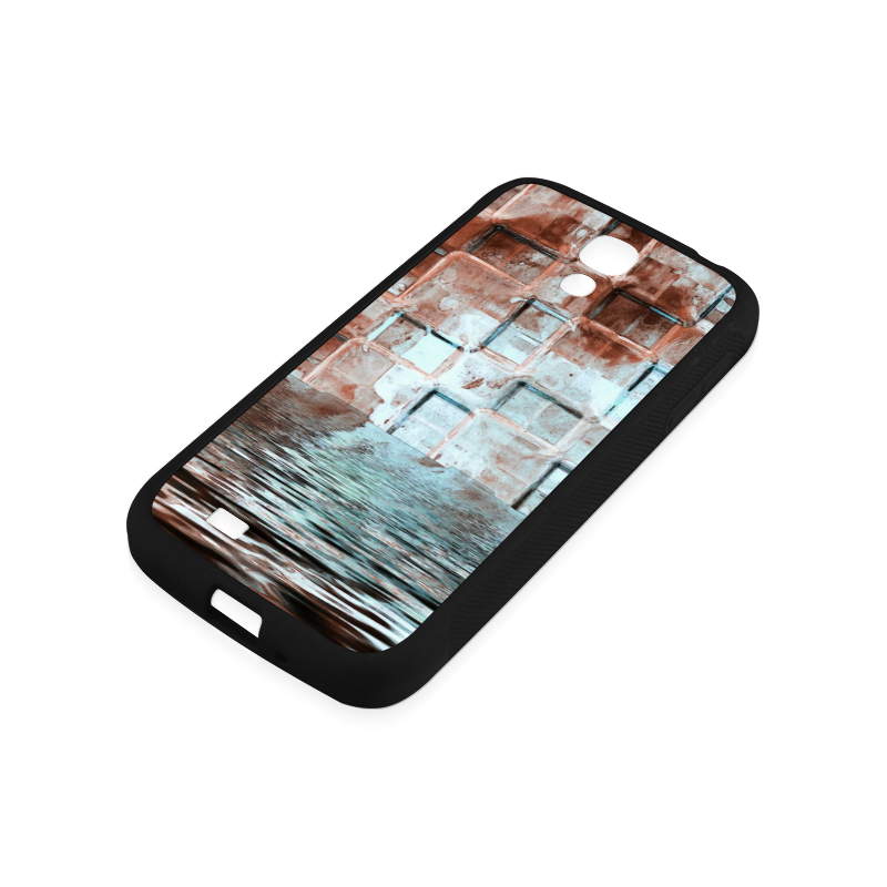 Bronze SeaGate - Jera Nour Rubber Case for Samsung Galaxy S4