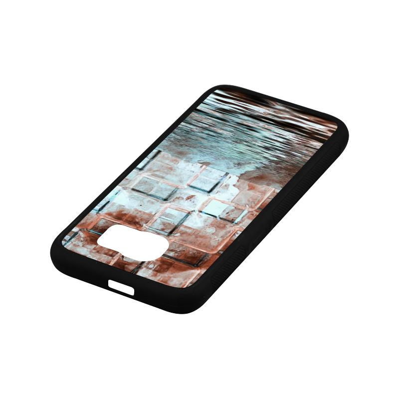 Bronze SeaGate - Jera Nour Rubber Case for Samsung Galaxy S6