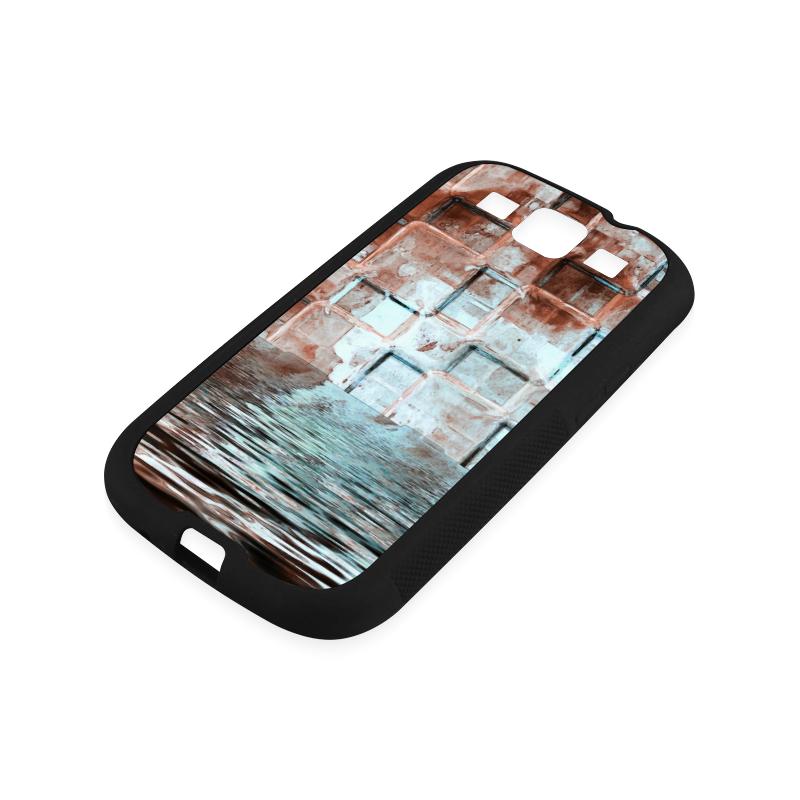 Bronze SeaGate - Jera Nour Rubber Case for Samsung Galaxy S3
