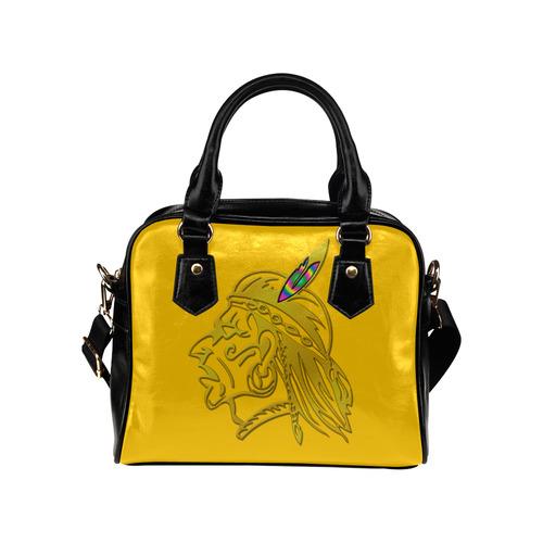 INDIAN Shoulder Handbag (Model 1634)