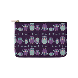 Night Owls Carry-All Pouch 9.5''x6''