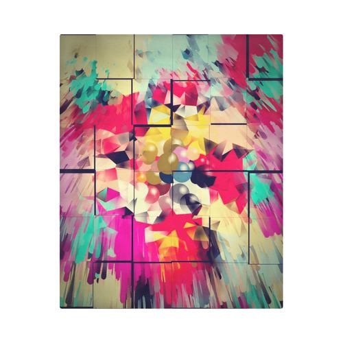 "New World by Artdream Duvet Cover 86""x70"" ( All-over-print)"