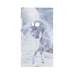 A dreamlike unicorn wades through the water Hard Case for Nokia Lumia 920