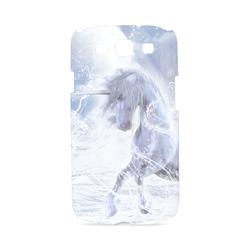 A dreamlike unicorn wades through the water Hard Case for Samsung Galaxy S3