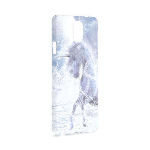 A dreamlike unicorn wades through the water Hard Case for Samsung Galaxy Note 3
