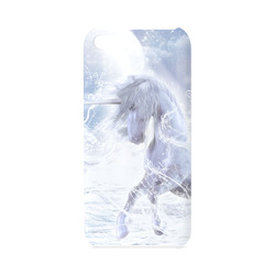 A dreamlike unicorn wades through the water Hard Case for iPhone 5C