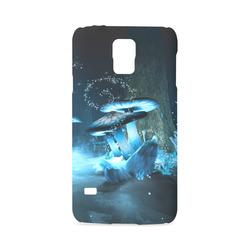 Blue Ice Fairytale World Hard Case for Samsung Galaxy S5