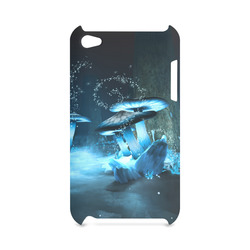 Blue Ice Fairytale World Hard Case for iPod Touch 4