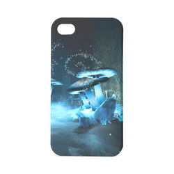 Blue Ice Fairytale World Hard Case for iPhone 4/4s