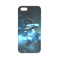 Blue Ice Fairytale World Hard Case for iPhone 5/5s
