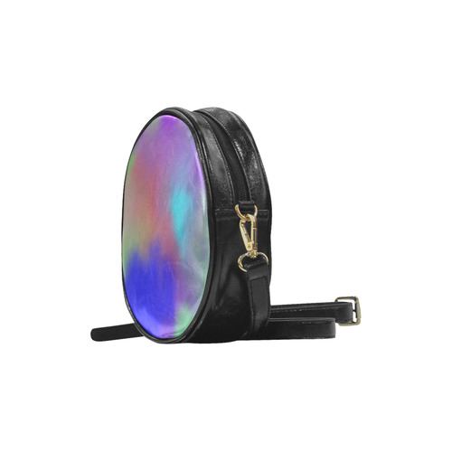 SPACE DUST Round Sling Bag (Model 1647)