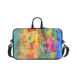 """Colorful Butterflies Q Macbook Pro 17"""""""