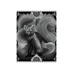 "Spirit Fox Poster 18""x24"""