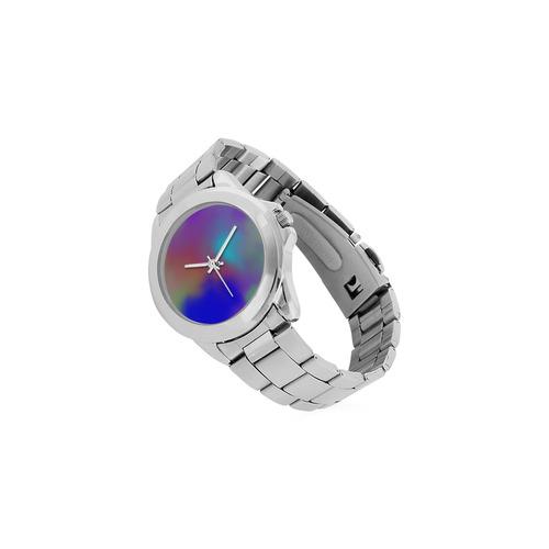 SPACE DUST Unisex Stainless Steel Watch(Model 103)