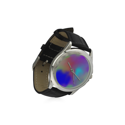 SPACE DUST Women's Classic Leather Strap Watch(Model 203)