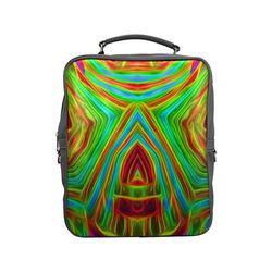 sd feiaus Square Backpack (Model 1618)
