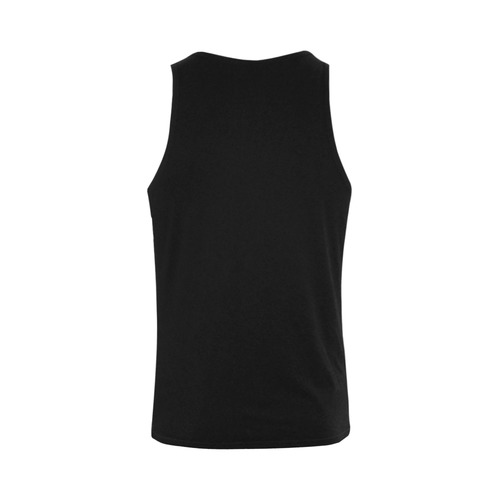 T-Technical - Jera Nour Plus-size Men's Shoulder-Free Tank Top (Model T33)
