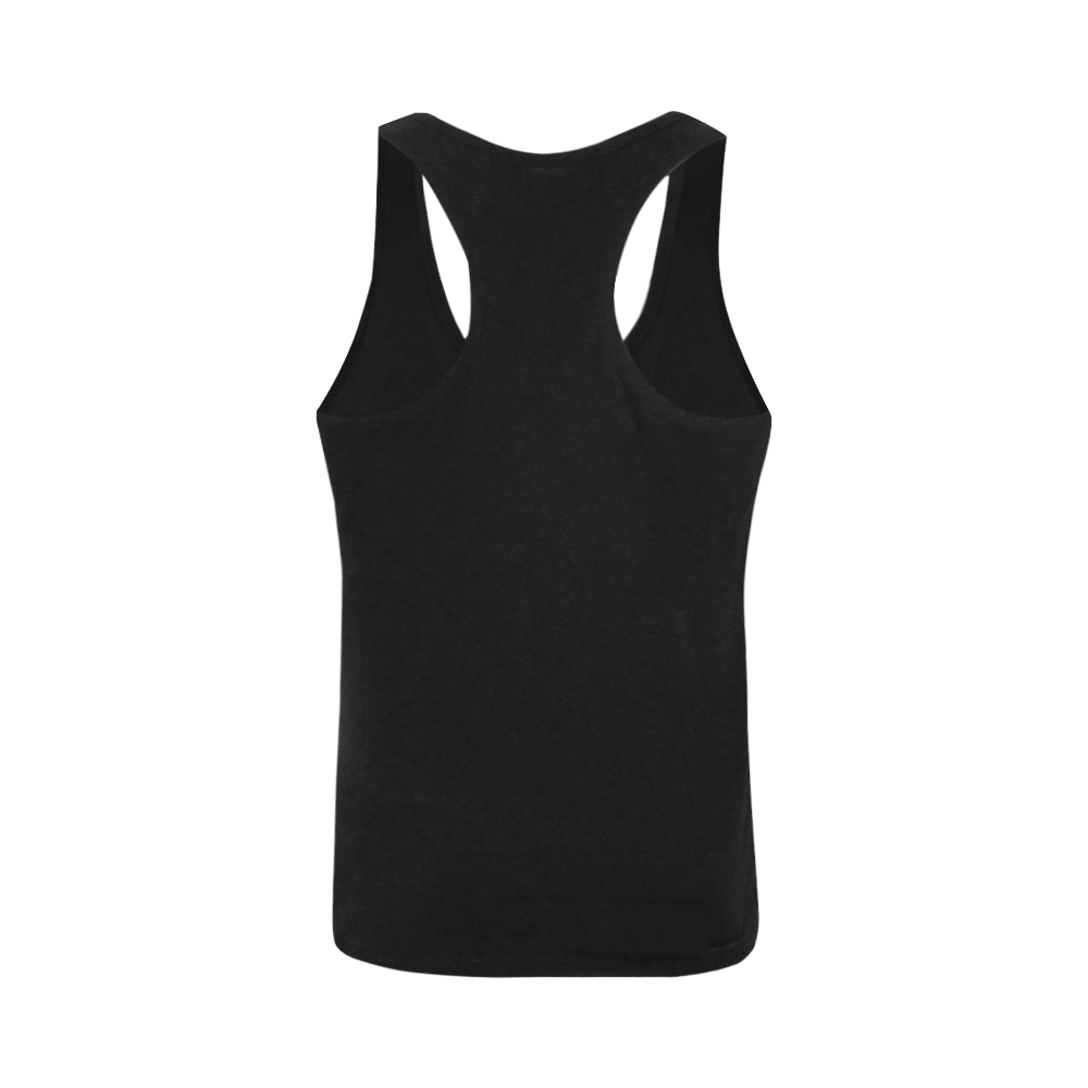 T-Technical - Jera Nour Plus-size Men's I-shaped Tank Top (Model T32)