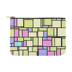 modern pattern 16C Carry-All Pouch 12.5''x8.5''