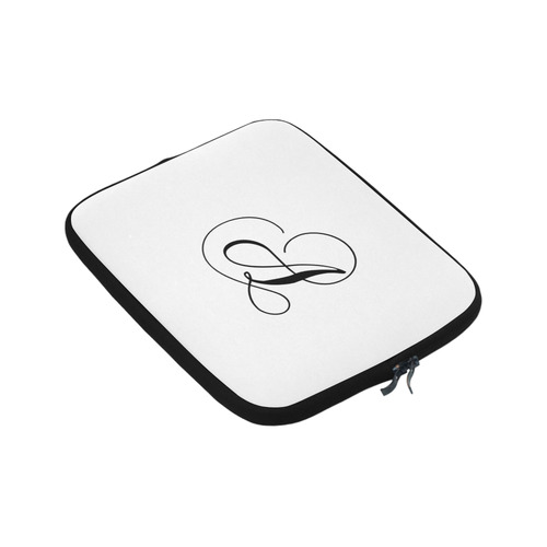 Letter A Classic Black - Jera Nour Microsoft Surface Pro 3/4