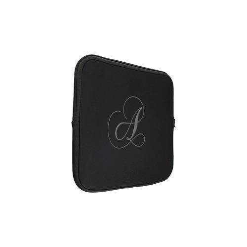 Letter A Gothic Grey - Jera Nour Macbook Pro 11''