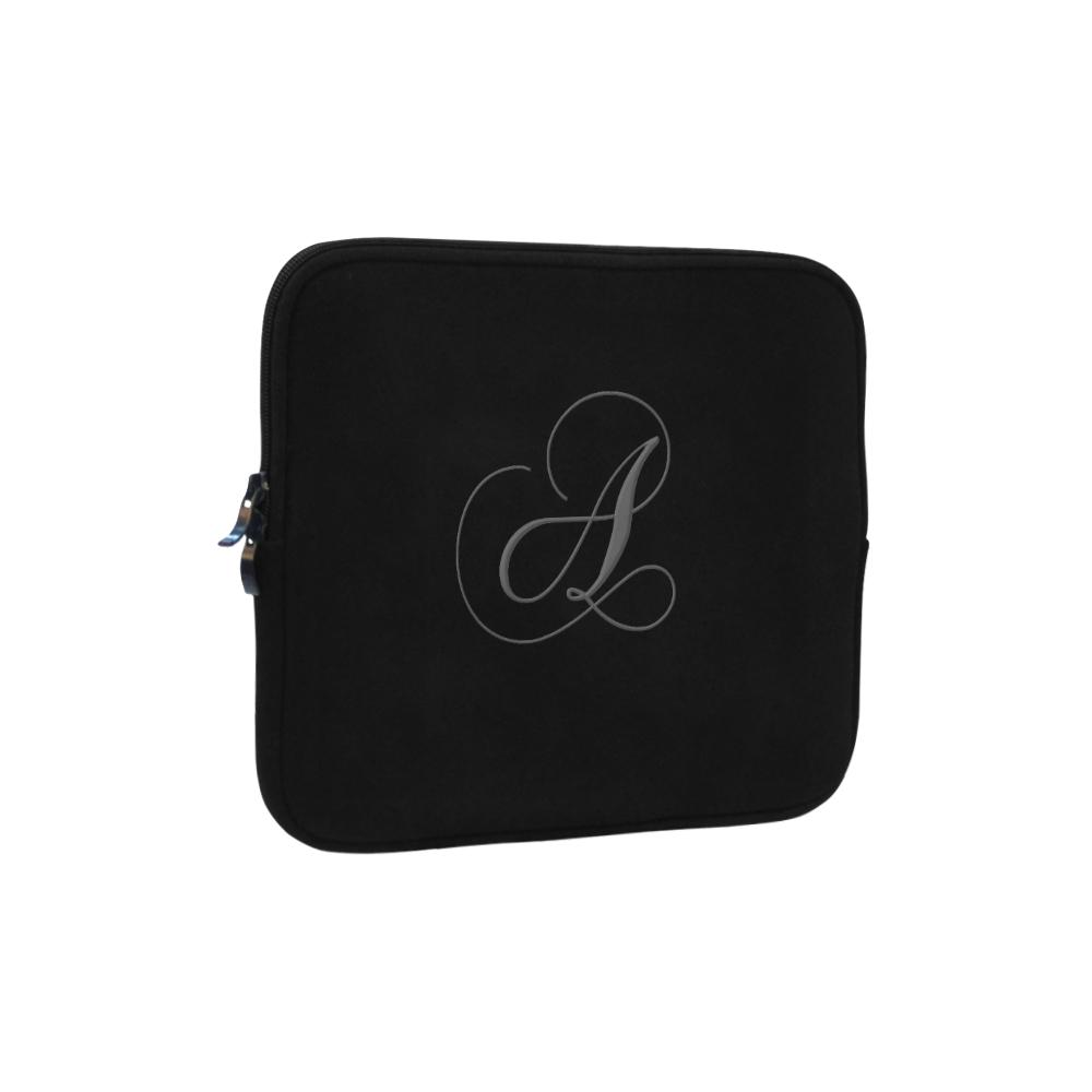 Letter A Gothic Grey - Jera Nour Microsoft Surface Pro 3/4