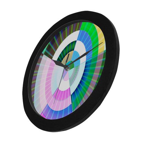 Cornea - Jera Nour Circular Plastic Wall clock