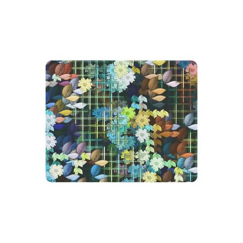 My Secret Garden #1 Night - Jera Nour Rectangle Mousepad