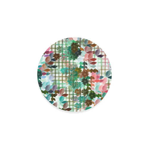 My Secret Garden #1 Day - Jera Nour Round Coaster